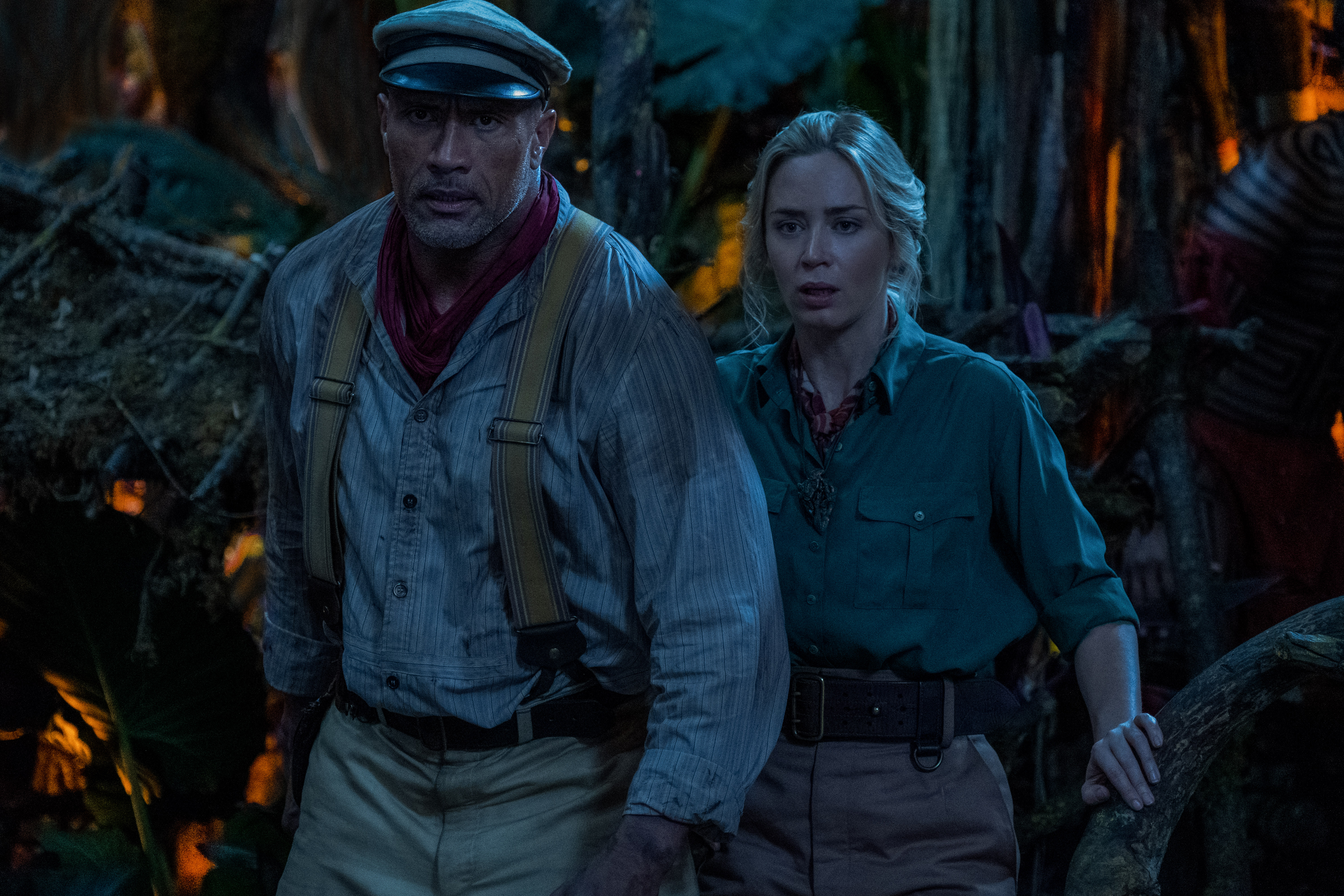 Exciting New Trailer and Poster for 'Jungle Cruise' - Image 1