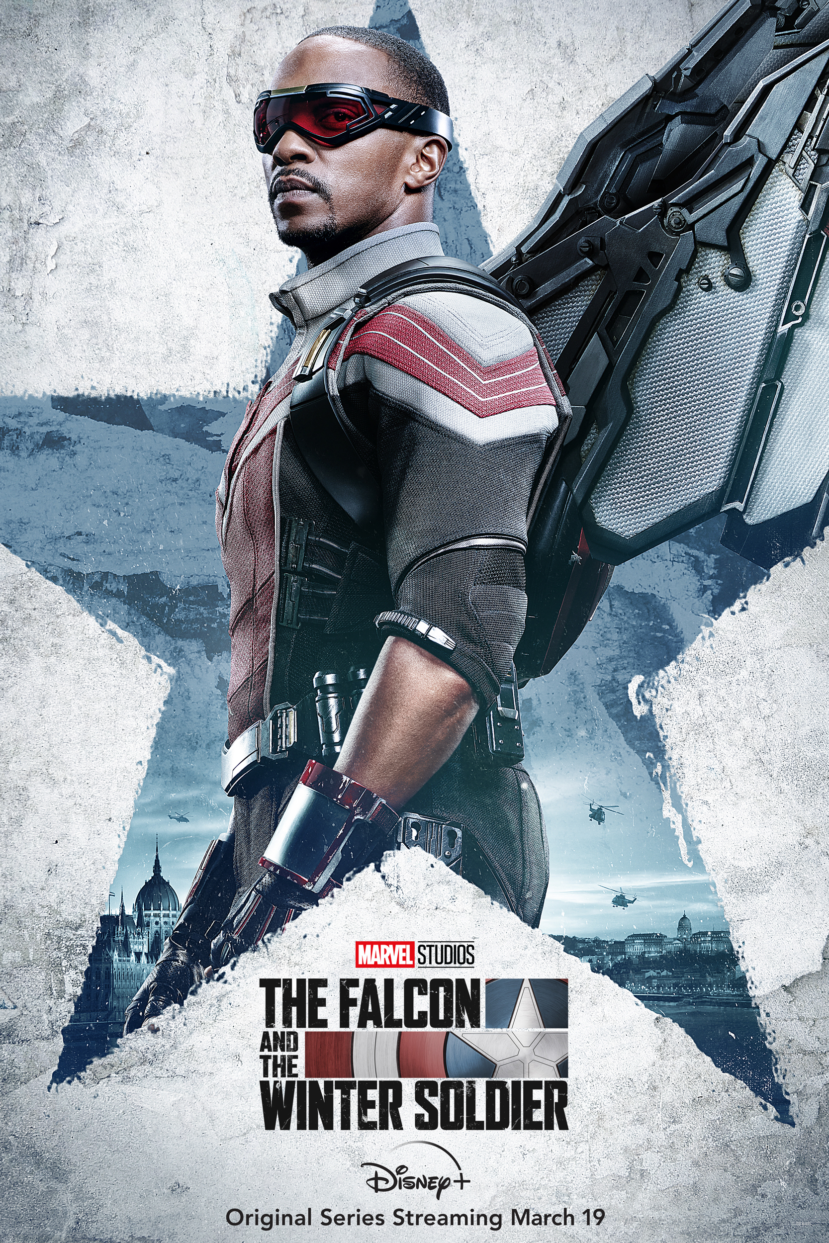 'The Falcon and The Winter Soldier' New Character Posters - Image 4