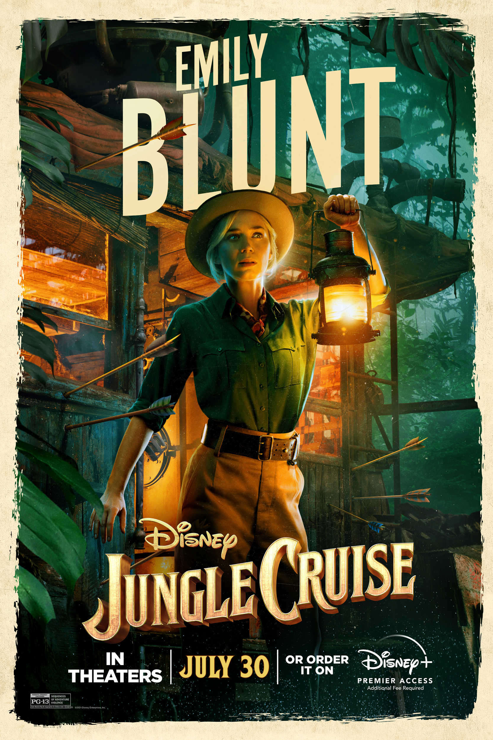 Disney's 'Jungle Cruise' Stars Present Dueling Trailers to Celebrate Countdown to Release - Image 6