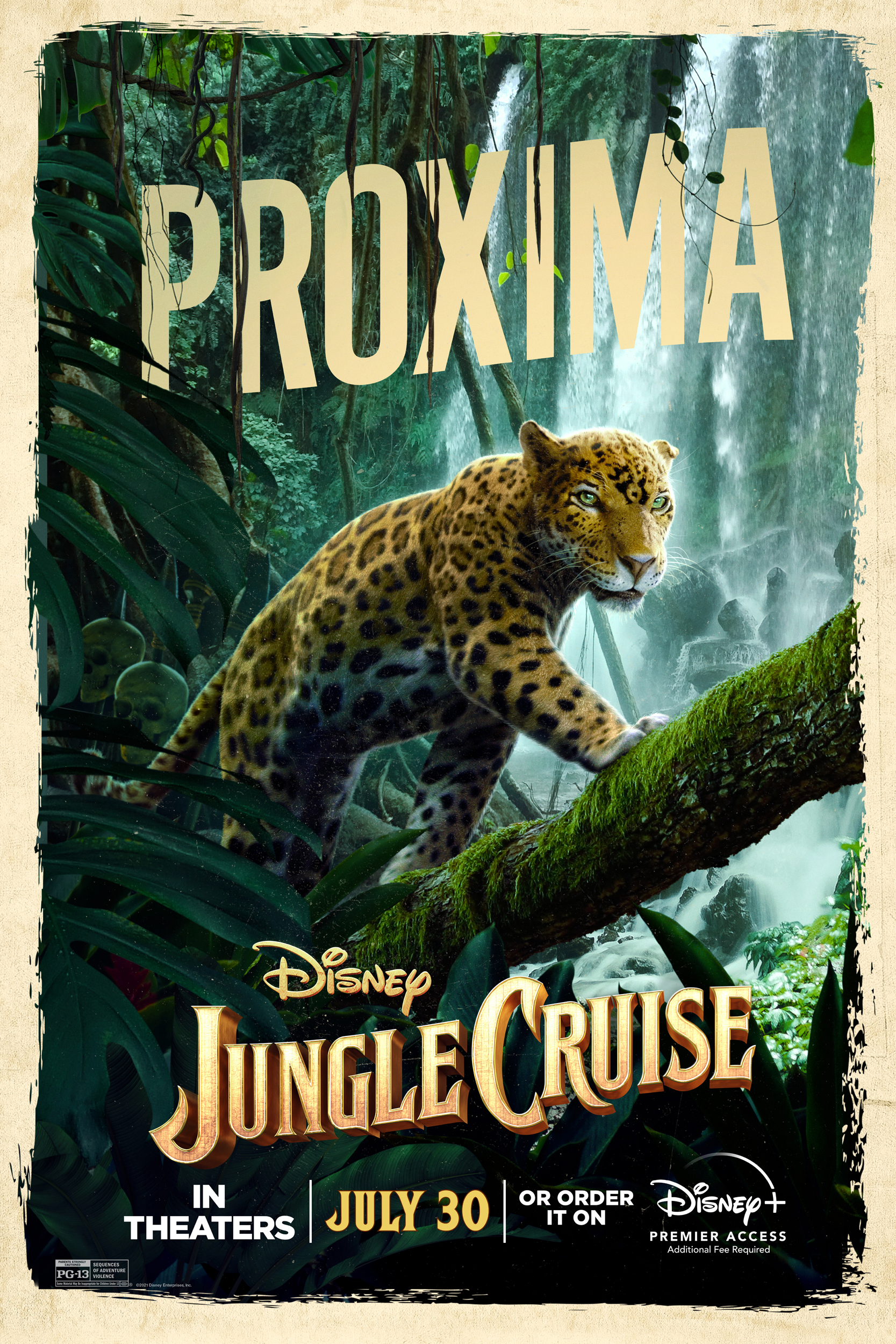 Disney's 'Jungle Cruise' Stars Present Dueling Trailers to Celebrate Countdown to Release - Image 1