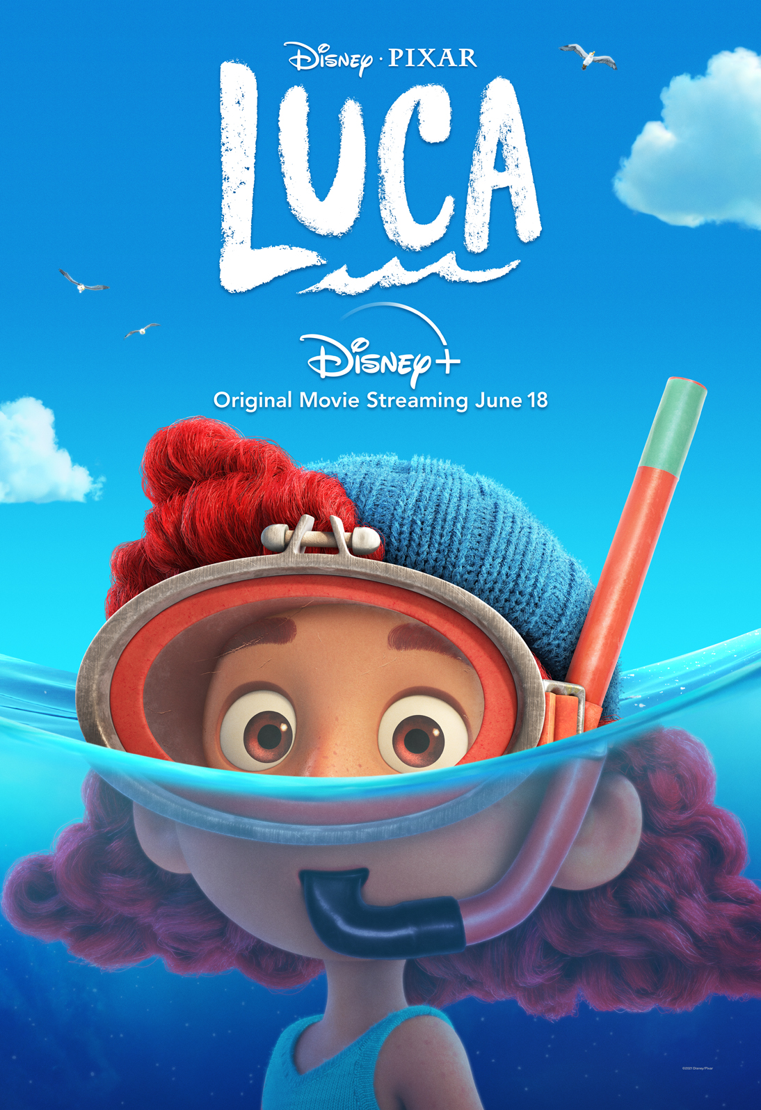 New Clip and Posters from Pixar's 'Luca' - Image 1