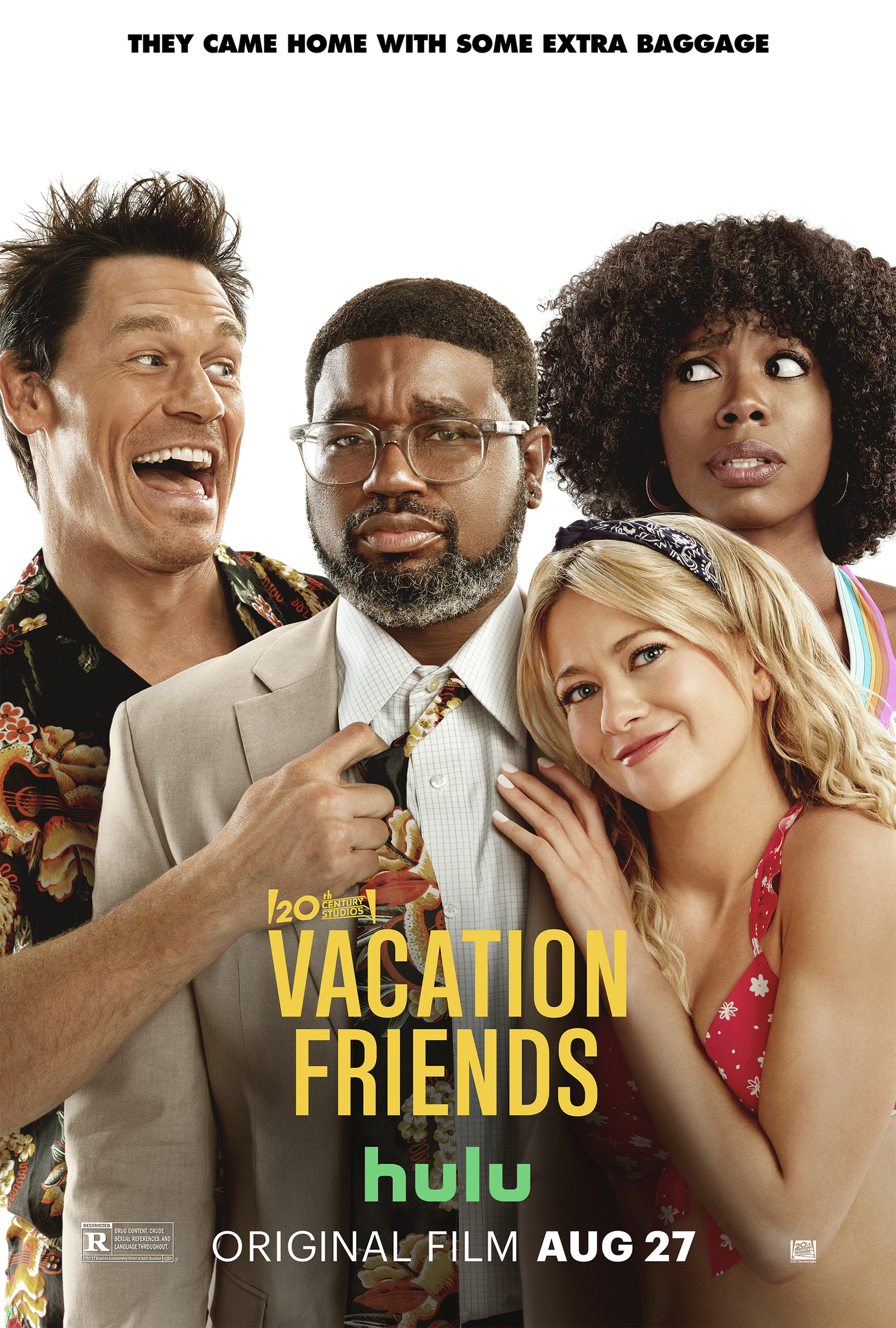First Look Poster and Red Band Trailer for 'Vacation Friends' - Image 6