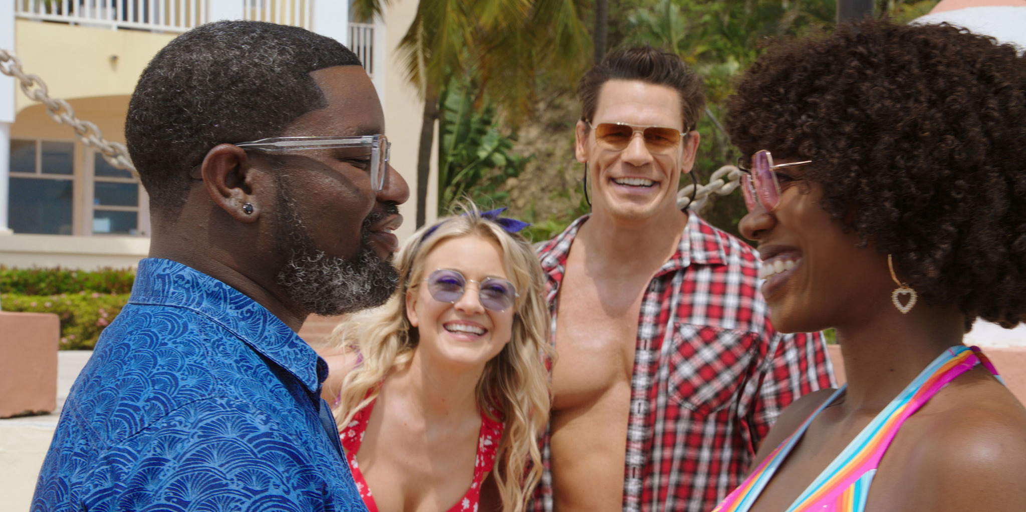First Look Poster and Red Band Trailer for 'Vacation Friends' - Image 5